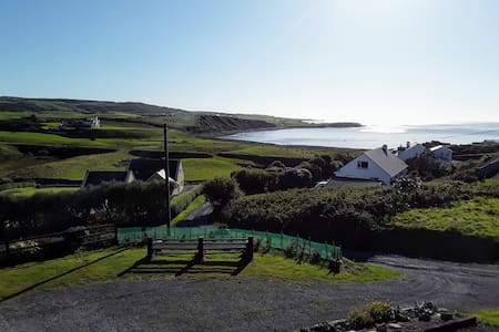Crag Shore B&B,Room's with a view 1