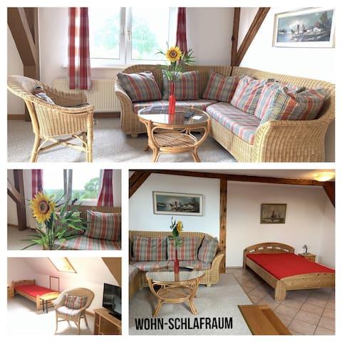 """Apartment Marie """" Wohnen und entspannen"""""""