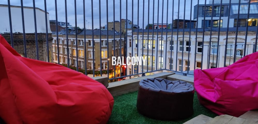 Shoreditch Triangle! Unique Penthouse & Balcony