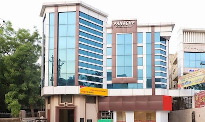 Hotel Panache by A2Z Hospitality