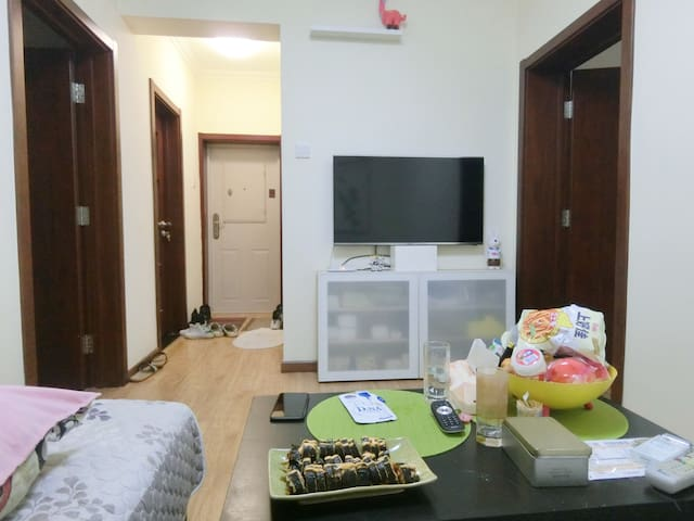 近首都机场整套精装主题家庭房 - ปักกิ่ง - บ้าน