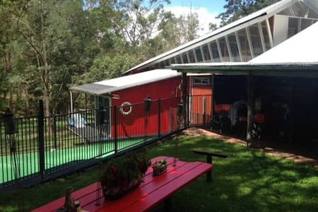 Hinterland Hideaway - The Yellow Room (Room 1) - Mudgeeraba - Dům