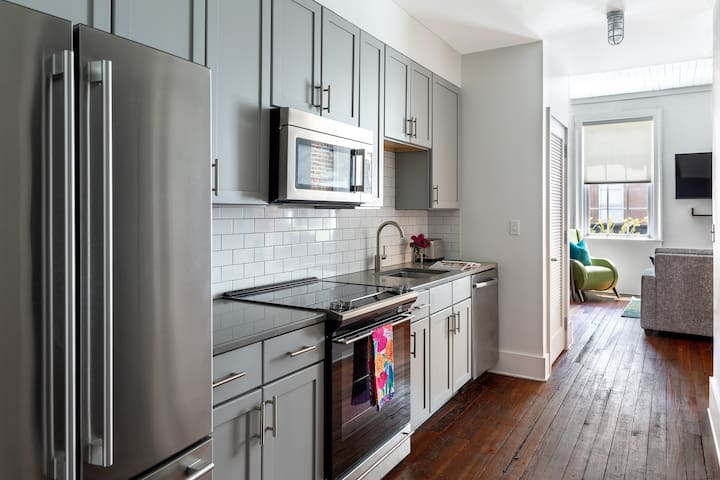 Fantastic One Bed on Broughton Street