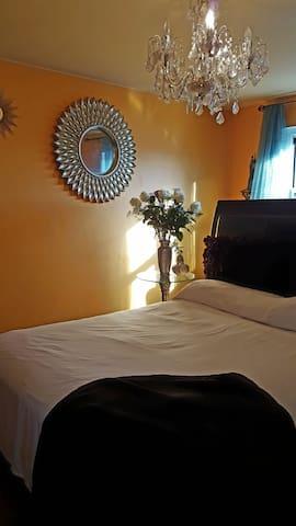 JFK 20 and LGA 30, Heat Private 2 Bedrooms - Queens - Condominio