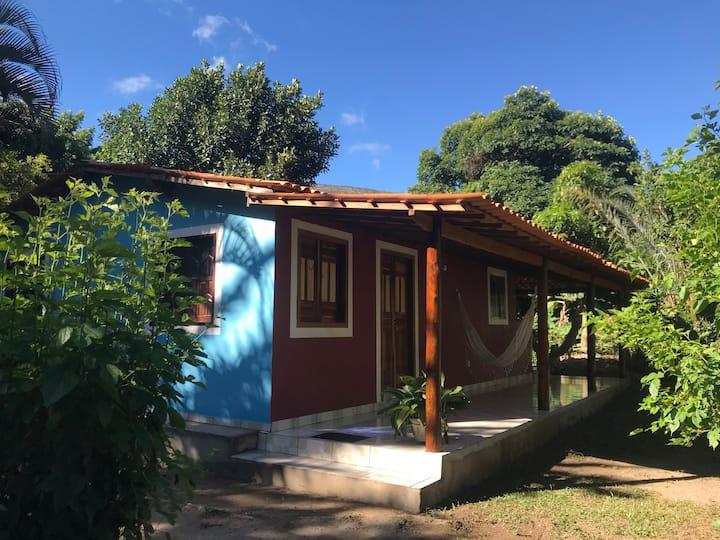 Casa Encanto- 5min da Vila do Vale Capão