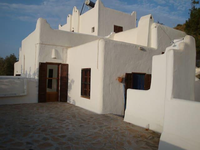 Strandnahe Wohlfühloase mit Andalusischen Flair