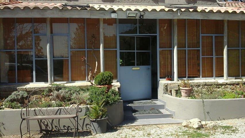 Gîte sympathique en Provence
