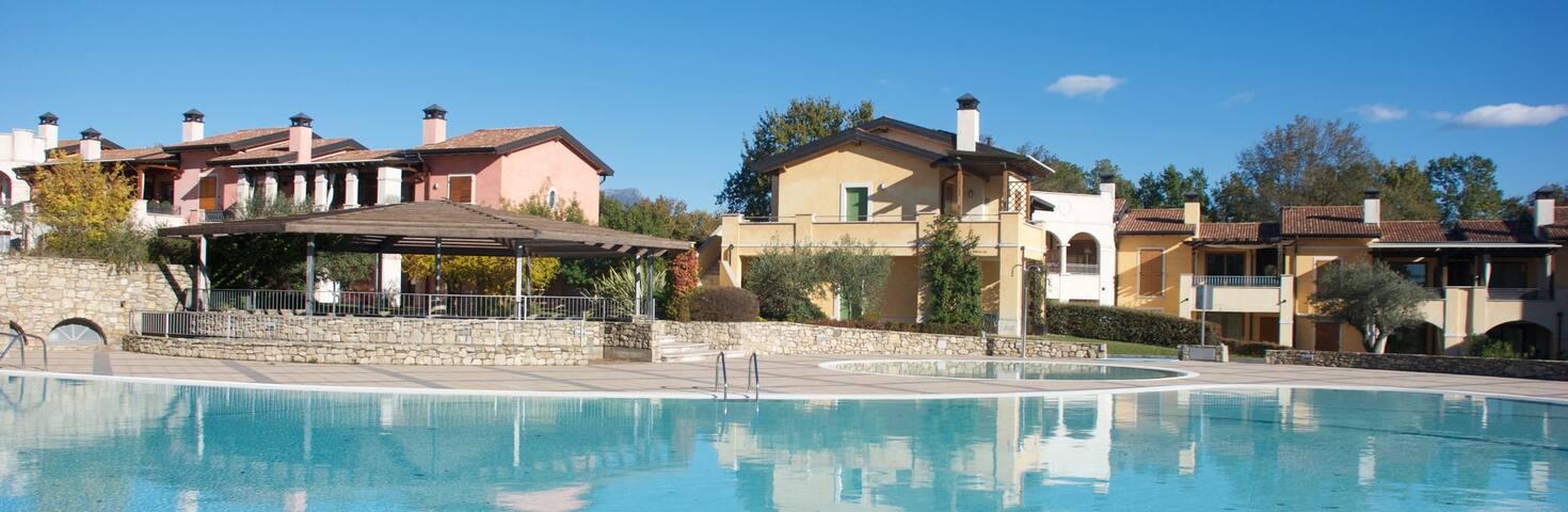 Holiday house in Manerba - Manerba del Garda - Semesterboende