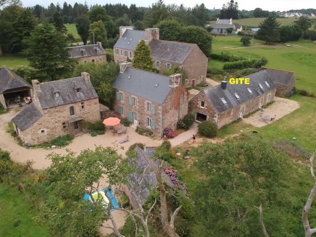 gite rural nord Finistère