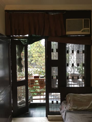 Room for women in shared flat. - New Delhi - Appartement