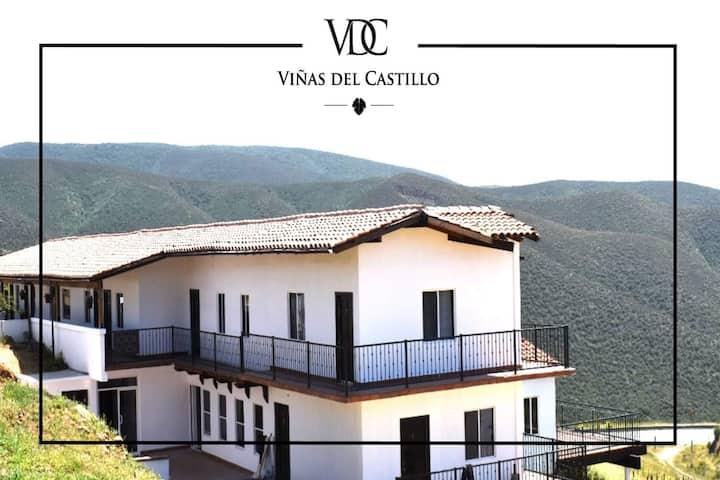 Hotel en Valle de Guadalupe