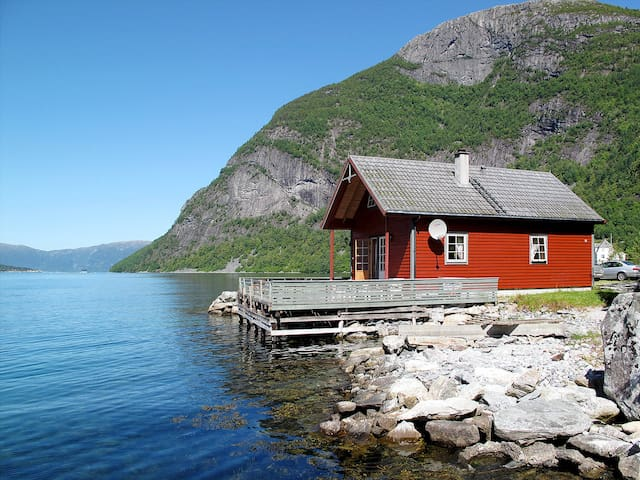 Holiday home in Bjordal