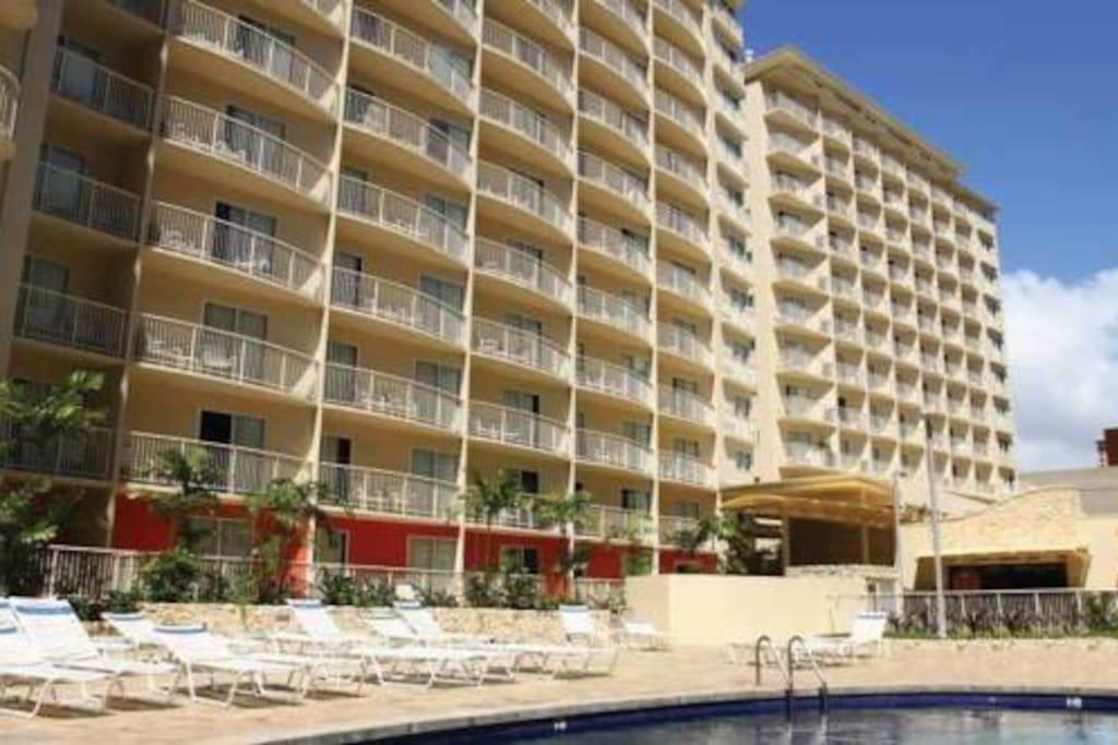 Wyndham Waikiki Beach Walk 1 Bdm Rental Condominiums For Rent In Honolulu Hawaii United States