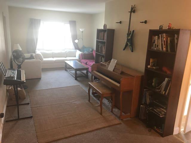 Elmwood Village Room Available