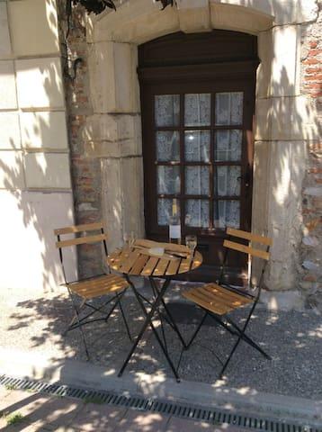 Catalan Village House-Claira France