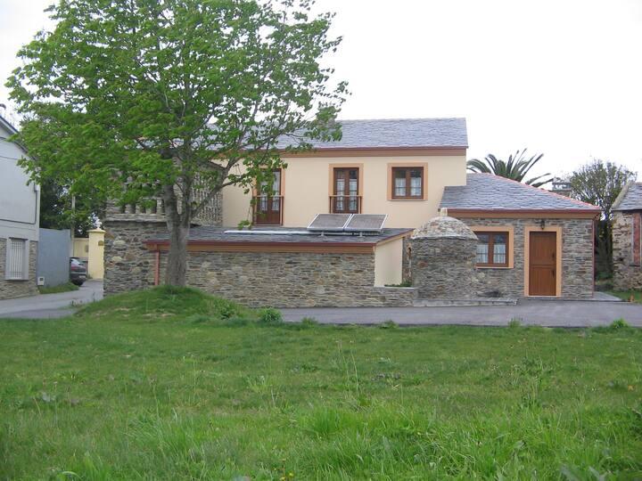 Apartamentos Rurales El Cipres adosados