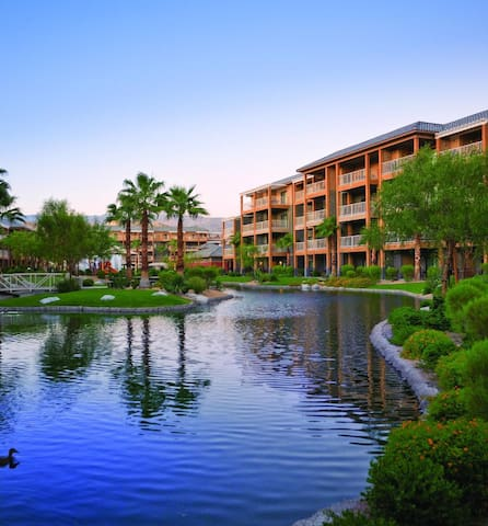 Great Studio condo in luxury resort - Indio - Apartment