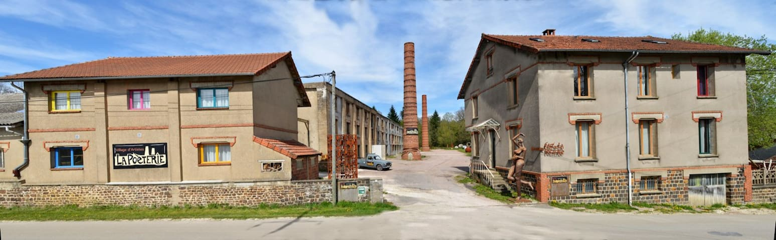 Gîte Zao - Saint-Sauveur-en-Puisaye - Casa