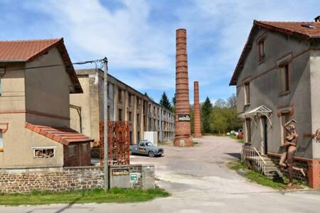 Gîte Zao - Saint-Sauveur-en-Puisaye