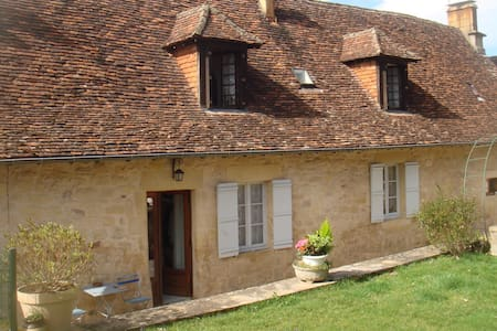 Chez Ginette et Régis - Badefols-d'Ans - Hus