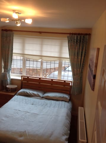 Private quiet ensuite  bedroom - 卡索諾科(Castleknock) - 獨棟