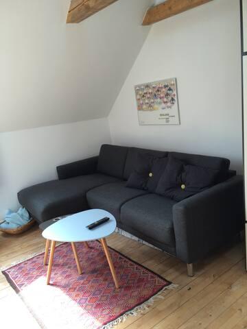 Stort værelse tæt på Northside - Aarhus - House