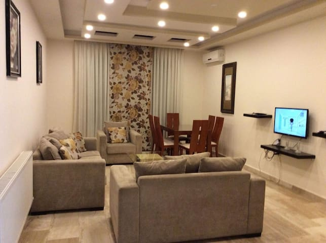 Fully Furnished Three BR Apartment In Ar Rabieh.