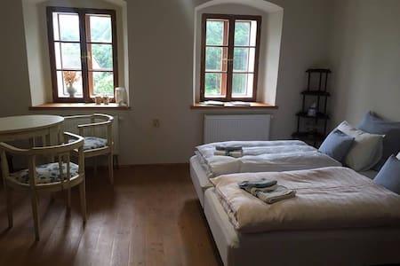Romantic room in the heart of Úštěk - Haus
