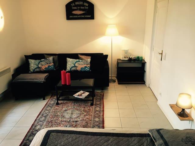 Chambre au calme et tout confort - Pierrevert - Villa