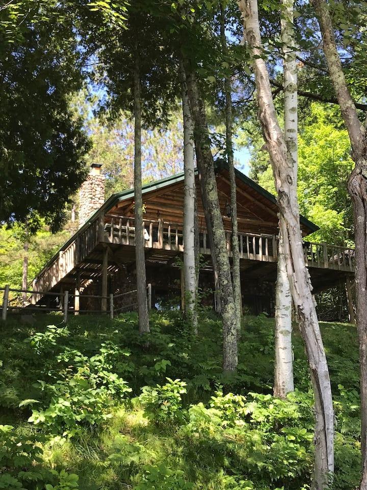 Kamer de Woude  Lake Owen Cabin
