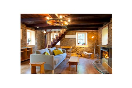 Quaint romantic stone cottage surrounded by nature - Kempton - Guesthouse