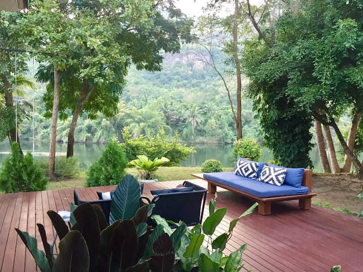 Baan Plearn Pleng, Riverside Private Holiday Home