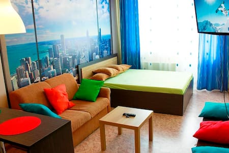 Новая квартира в новостройке. Зеленый клин. - Biysk - Appartement