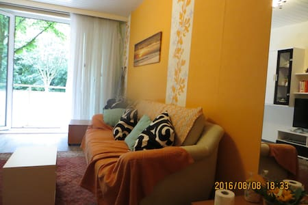 Warm and cosy apartment 15 min from train station - Hamburg - Leilighet