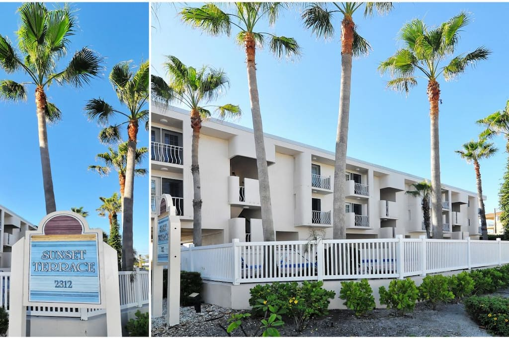 Paradise Sits On The Sand Condominiums For Rent In