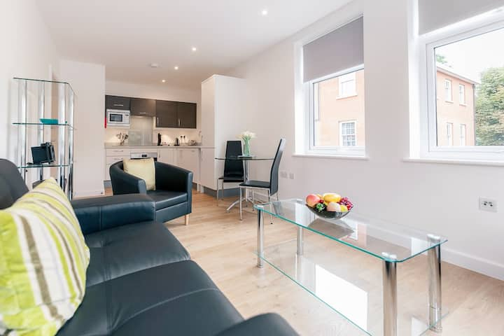 One bedroom serviced living place in Leatherhead