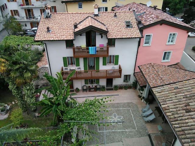 Paradise attik gree garden - Arco - Villa