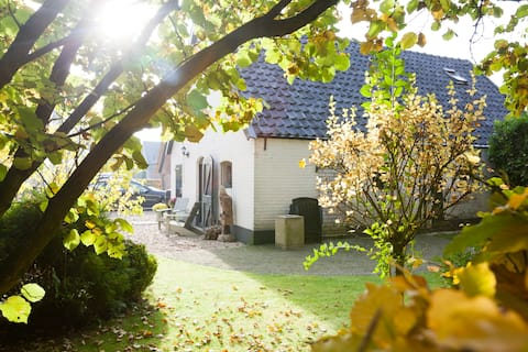 Heerlijke cottage op de Veluwe