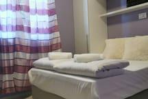 Bedroom #3 (bed 140x200)