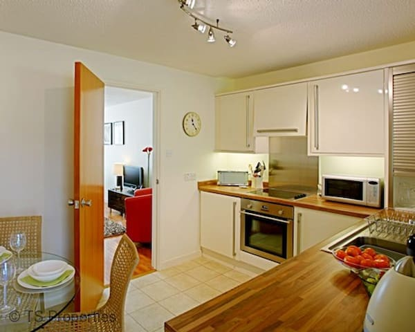 Gleneagles Cottage - Kitchen/Diner
