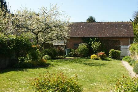Une maison typique au coeur du Perche - Beaumont-les-Autels - Reihenhaus