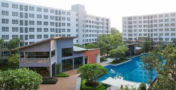 One bedroom suite Long Stay in Chiangmai Thailand