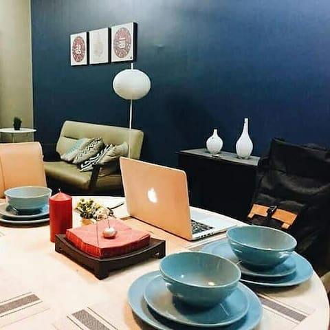 Nasz & Ben Homestay - Kuala Terengganu - Apartemen