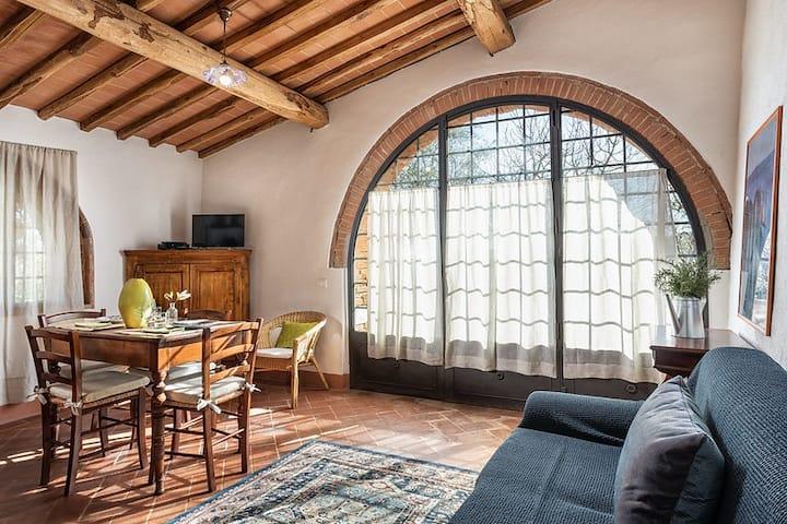 Appartamento bilocale in  Fattoria Montecchio