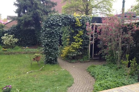 Charming B&B  green environment - Huizen