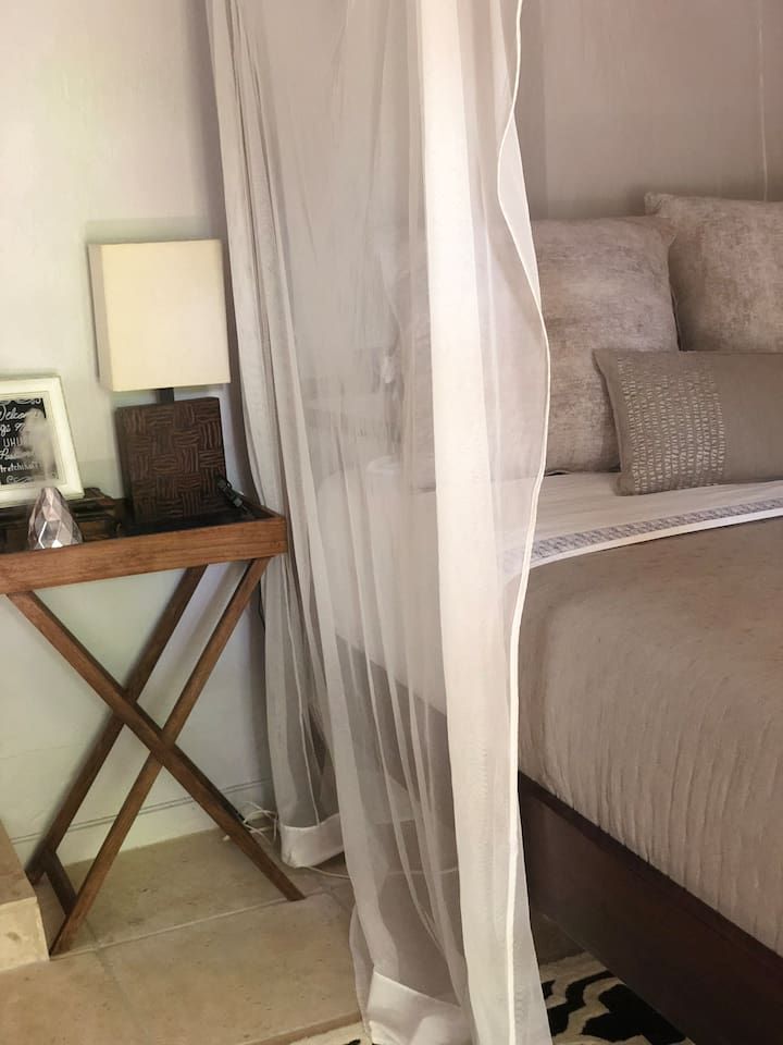 boutique hotel style room