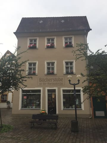 Ferienwohnung St-Martin-Straße