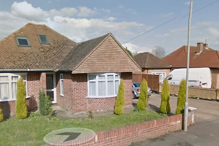 3bed detached house, garden +large common areas - High Wycombe - Haus