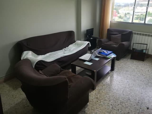 Descansa en Santiago