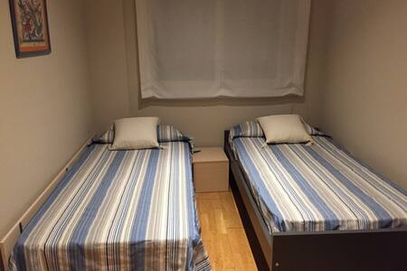 Habitacion para 2 personas - Tarragona